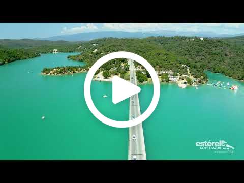 Vidéo Lac de saint-Cassien